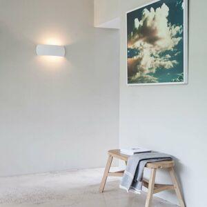 Astro Sadrové nástenné svetlo AstroMilo malovateľné 40cm