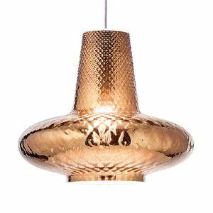 Ailati Závesná lampa Giulietta 130cm bronzová metalická