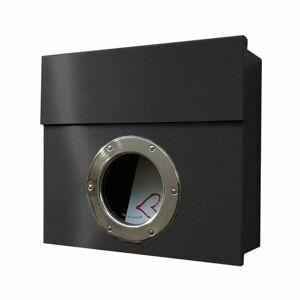Absolut/ Radius Dizajnová poštová schránka Letterman I čierna
