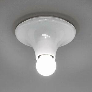 Artemide Dizajnové nástenné svetlo Artemide Teti biele