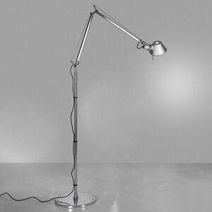 Artemide Stojaca lampa Artemide Tolomeo E27 hliník