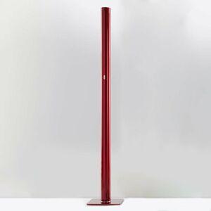 Artemide Stojaca LED lampa Artemide Ilio App červená 3000K