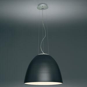 Artemide Artemide Nur závesné LED svietidlo, antracit