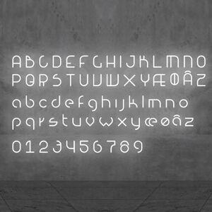 Artemide Artemide Alphabet of Light veľké písmeno stenu U