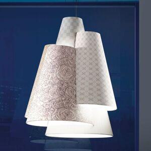 Axo Light Axolight Melting Pot 60 závesná lampa v bielom