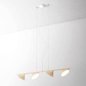 Axo Light Axolight Orchid závesné LED svietidlo 4-pl. piesok