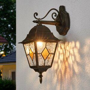 Brilliant Vonkajšie nástenné svetlo Jason lucerna visiace