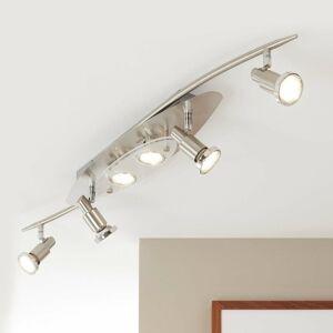 Briloner Energeticky účinné stropné LED svietidlo Flash 6pl