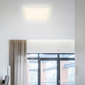 Briloner Stropné LED svietidlo 7364, 42 x 42 cm, biele