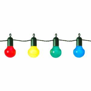 Best Season LED svetelná reťaz Elin, farebná, 20 zdrojov