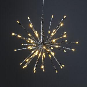 Best Season 8 svetelných variánt – dekoračná LED Firework Ag