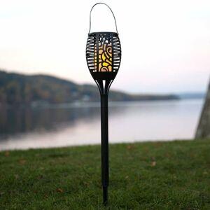 Best Season Solárna LED lampa Flame, 3 v 1 zameniteľná