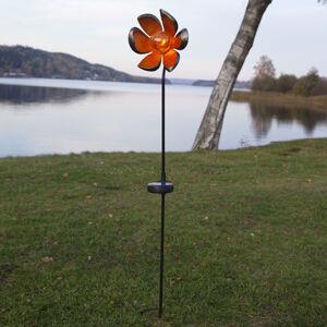 Best Season Solárna LED lampa Melilla, kvet