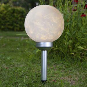 Best Season Solárna LED lampa Lunay, rotujúca žiarovka