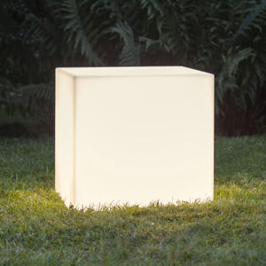 Best Season Terasová lampa Gardenlight, kocka, 38cm