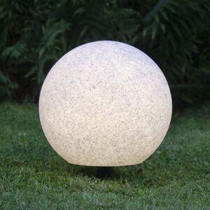 Best Season Terasová lampa Gardenlight, guľatá, Ø 40 cm