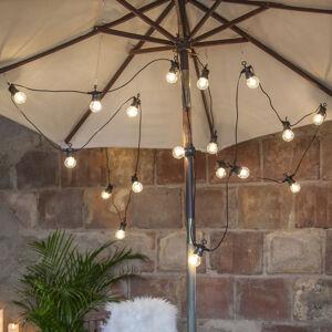 Best Season Svetelná LED reťaz Small Circus Filament