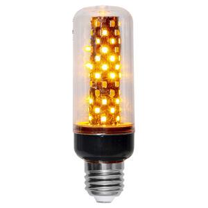 Best Season LED svietidlo Flame E27 3,5 W s pohybovým senz.