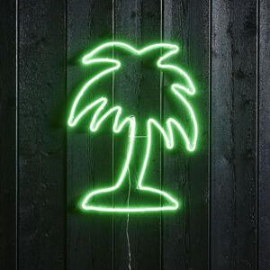 Best Season LED silueta Flatneon palma
