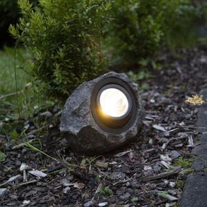 Best Season LED solárne svietidlo Rocky, nastaviteľné