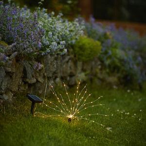 Best Season LED solárne svietidlo Firework, výška 23 cm