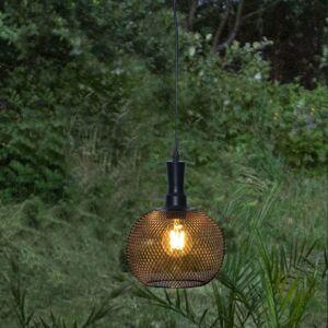 Best Season Solárne závesné LED svietidlo Sunlight výška 25 cm