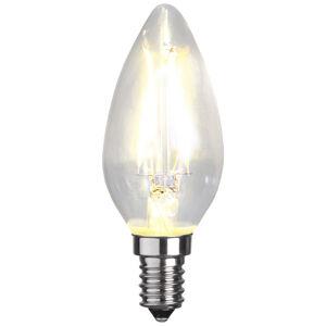 Best Season LED sviečka E14 B35 2W 2 700 K, filament, 150 lm