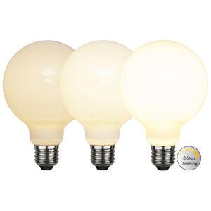 Best Season LED žiarovka guľa E27 G95 7,5 W opálová
