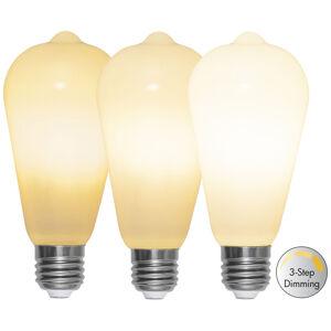 Best Season LED žiarovka E27 ST64 6,5 W, stmievateľná