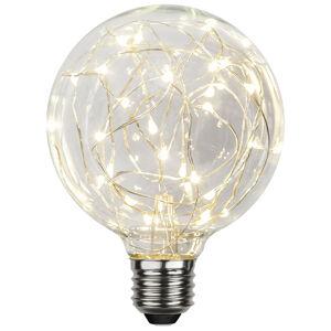 Best Season LED žiarovka E27 1,5W G95 Dew Drop 2900K číra