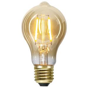 Best Season LED žiarovka E27 0,75W Vintage Gold 2000K jantár