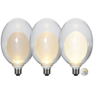 Best Season LED žiarovka Space E27 3,5 W D120, opálna