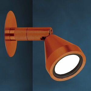 Busch Bronzové nástenné LED svetlo MINI antické