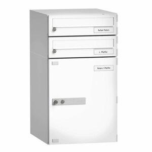 Burgwächter Box na balíky eBoxx DAA 634 SW 2 otvory na listy