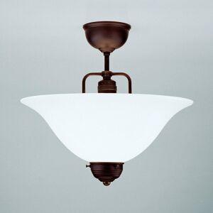 Berliner Messinglamp Ručne vyrobené stropné svietidlo Rosa