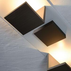 BOPP Bopp Reflections stropné štvorec biele/bronz