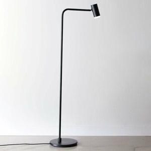 BELID Stojaca LED lampa Cato Q so stmievačom čierna