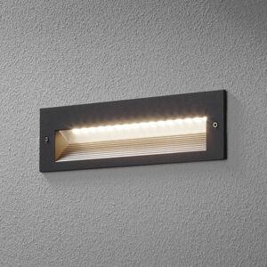BEGA BEGA 33054 nástenné LED svetlo 3000K grafit 26 cm