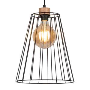 BRITOP Závesná lampa Cailand s klietkovým tienidlom
