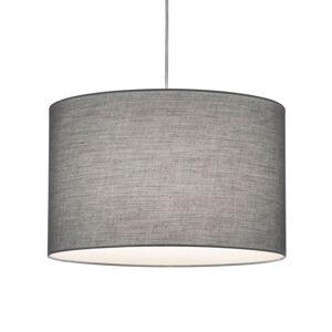 Trio Lighting 2-fázová závesná lampa DUOline 733301 E27, sivá