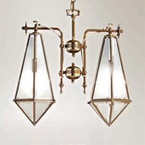 Cremasco Závesná lampa Riva, námorník
