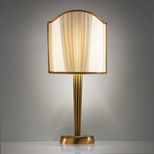 Cremasco Stolná lampa Belle Epoque, 20cm vysoká