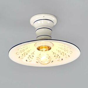 Ceramiche Šarmantné stropné svietidlo AMENO