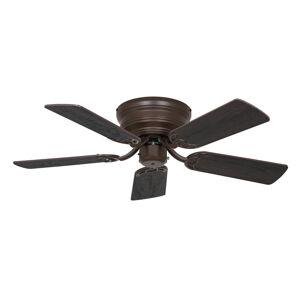 CASAFAN Stropný ventilátor Classic Flat III bronz Ø 103cm