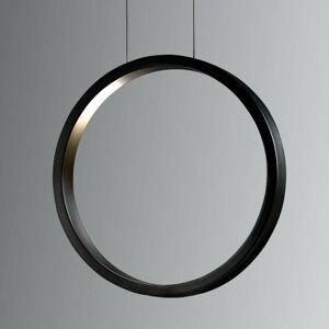 Cini&Nils Cini&NIls Assolo čierne závesné LED svietidlo 43cm