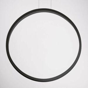 Cini&Nils Cini&NIls Assolo čierne závesné LED svietidlo 70cm