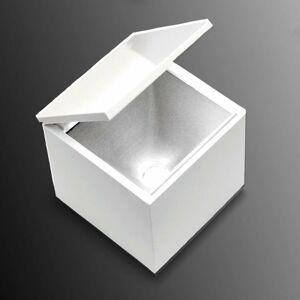Cini&Nils Cini&Nils Cuboled stolná LED lampa v bielej
