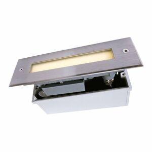 Deko-Light Zapustené podlahové LED svetlo Line, dĺžka 18,3cm