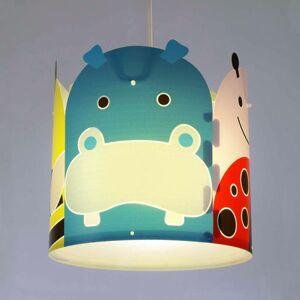 Dalber Závesná lampa Big Friends so zvieracím motívom