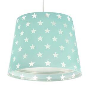 Dalber So svetelným efektom – detská závesná lampa Stars